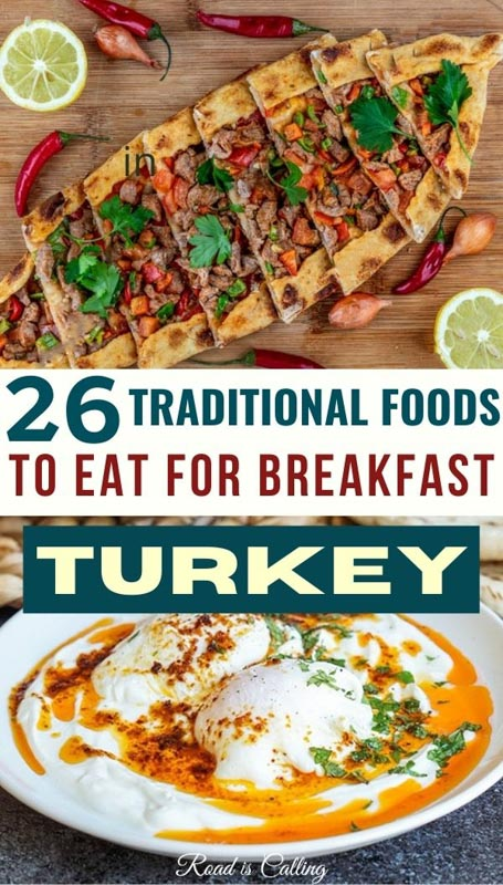 Traditional Turkish breakfast ideas - what to eat
