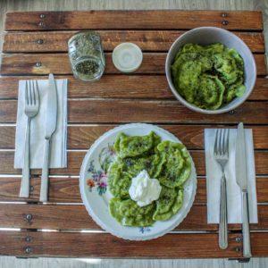 spinach pierogi recipe