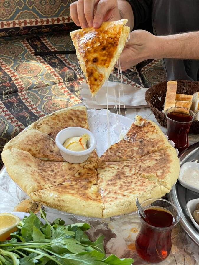 Turkish traditional food