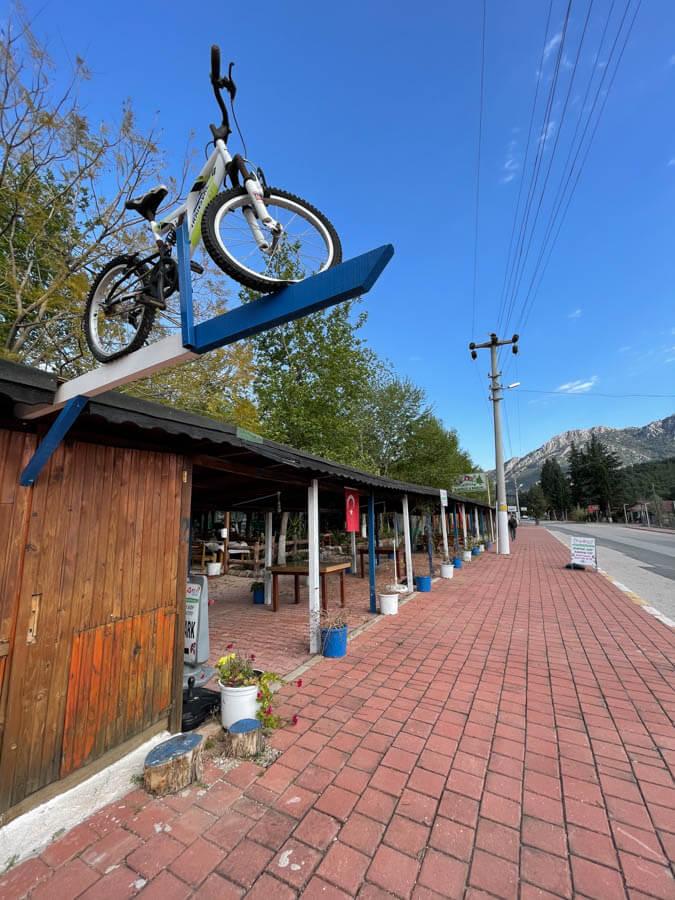 Çakırlar village near Antalya