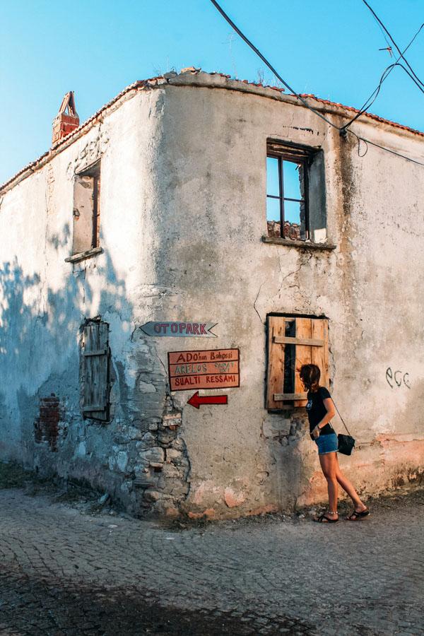 Turkey village life