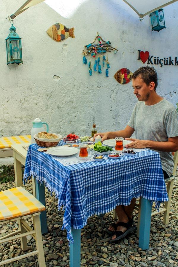 Turkey slow village life