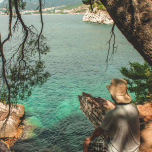 walking in Montenegro - trails and routes