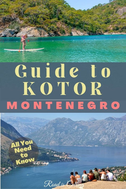 What to do in Kotor Guide