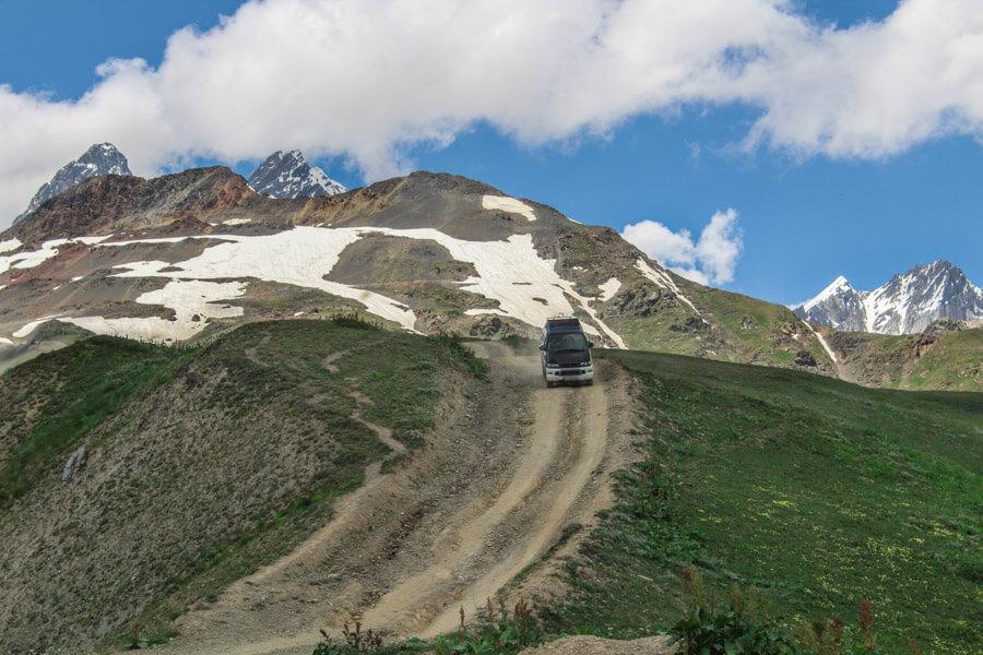 Mestia Upper Svaneti