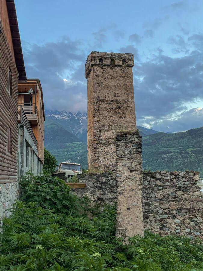 Upper Svaneti travel guide