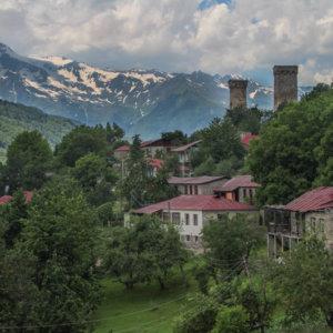 what to do in Mestia in Upper Svaneti