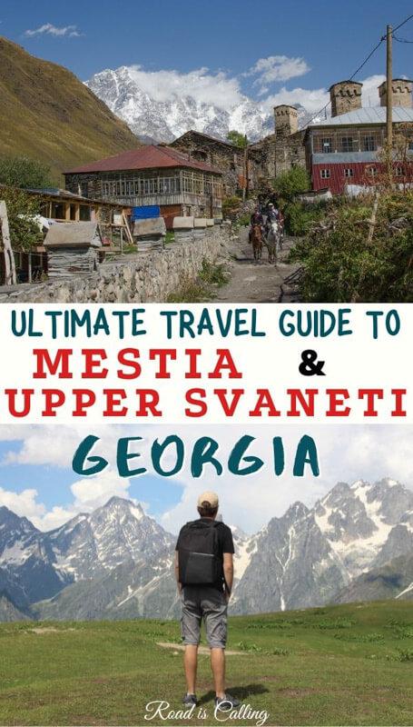 Guide to Mestia & Upper Svaneti
