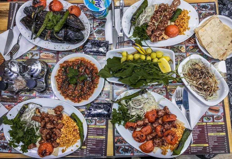 best kebab in Istanbul
