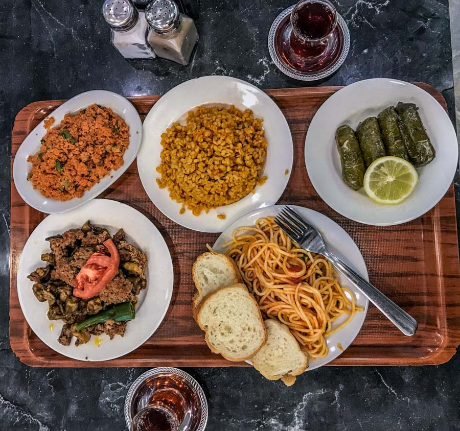 best cheap food in Istanbul