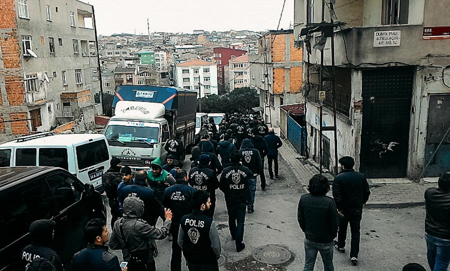 dangerous istanbul