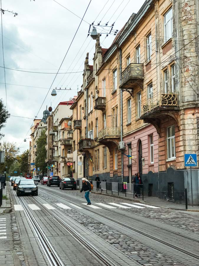 apartment rental lviv daily