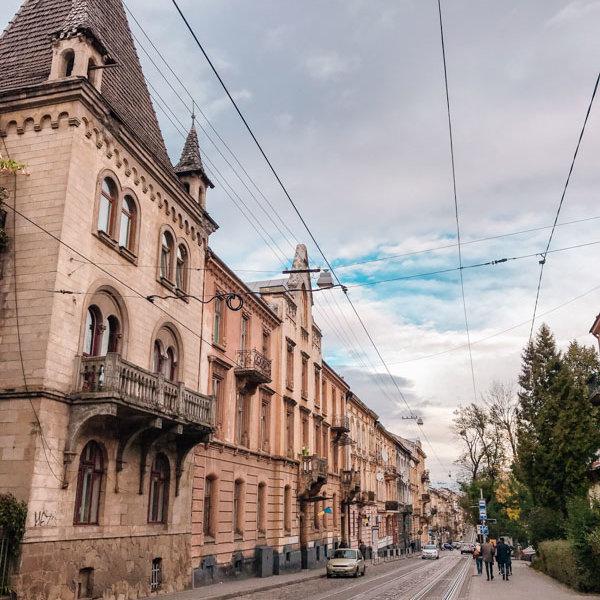 Lviv apartment rental