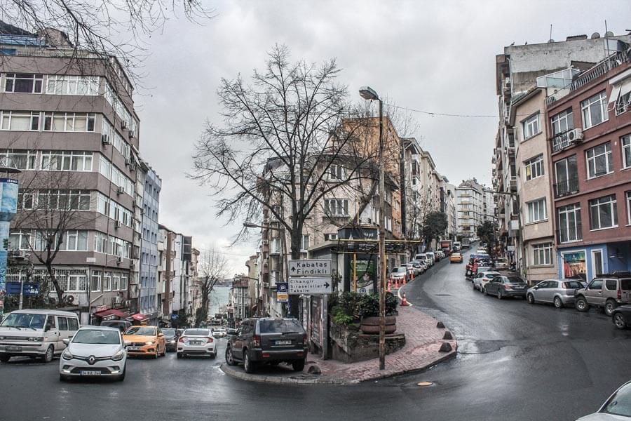 Istanbul in February