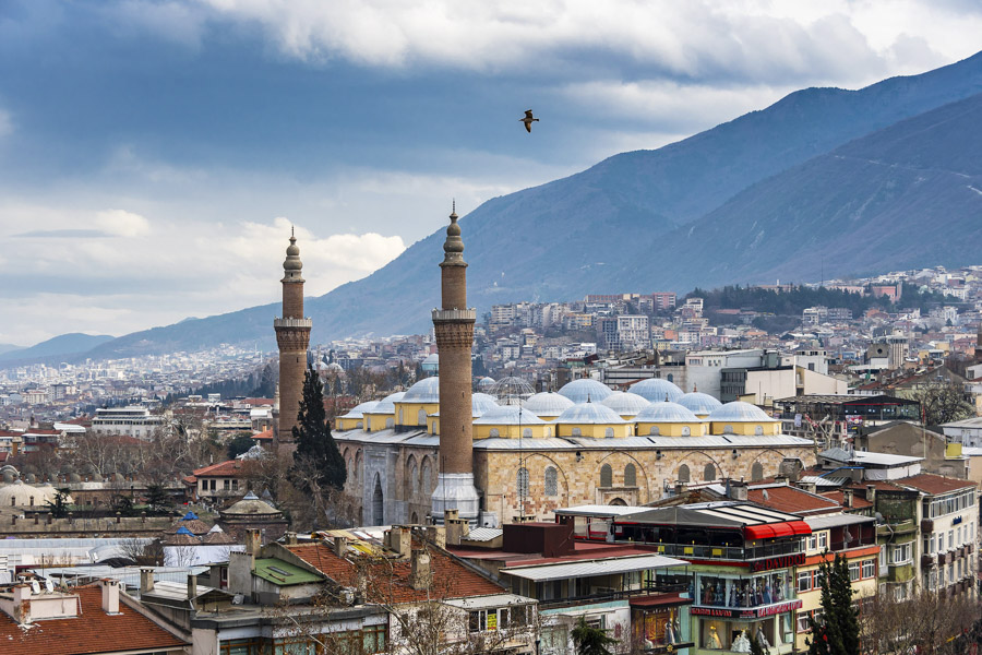 most beautiful places in Turkey
