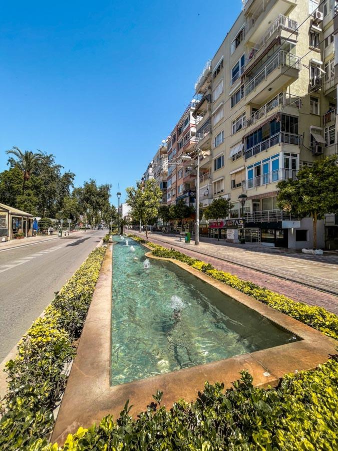 city in Turkey south