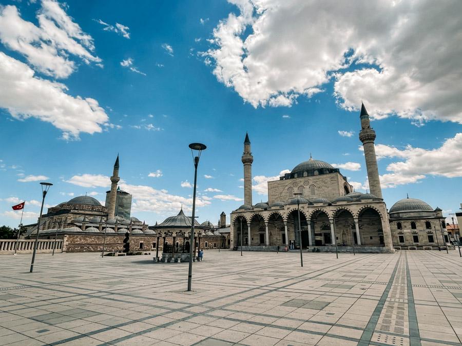 Konya main square