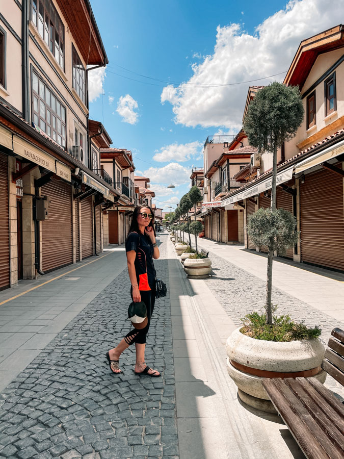 most conservative Turkish city