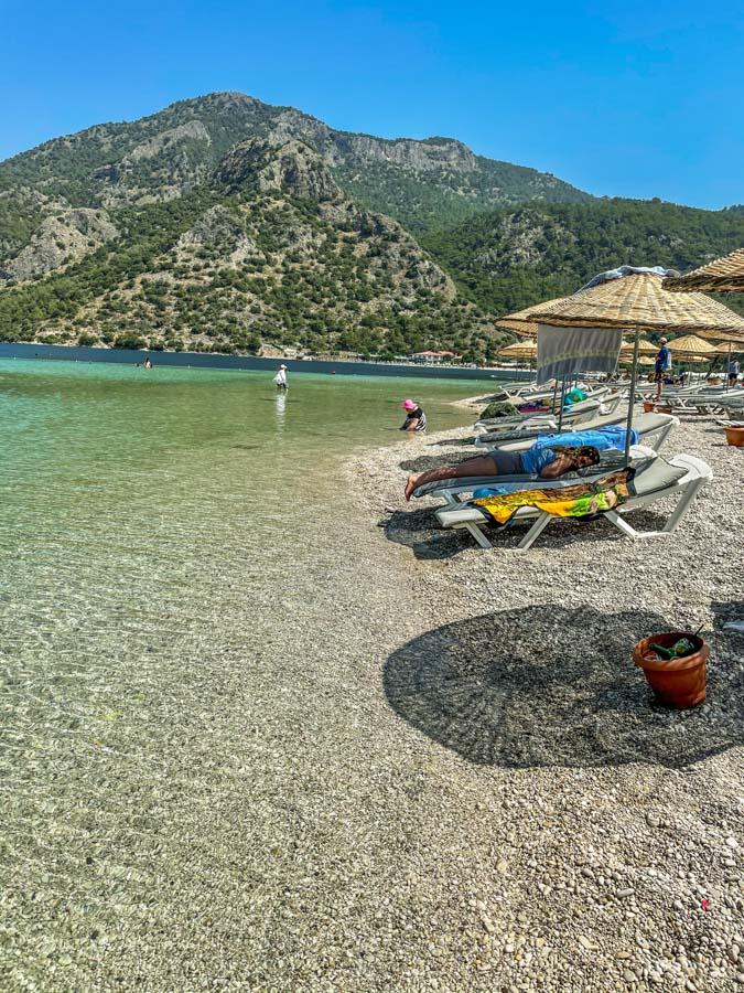 beaches in Fethiye