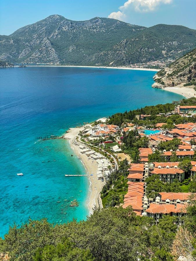 Turkey Fethiye beaches