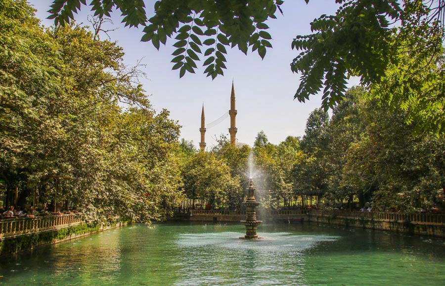 most interesting city in Turkey