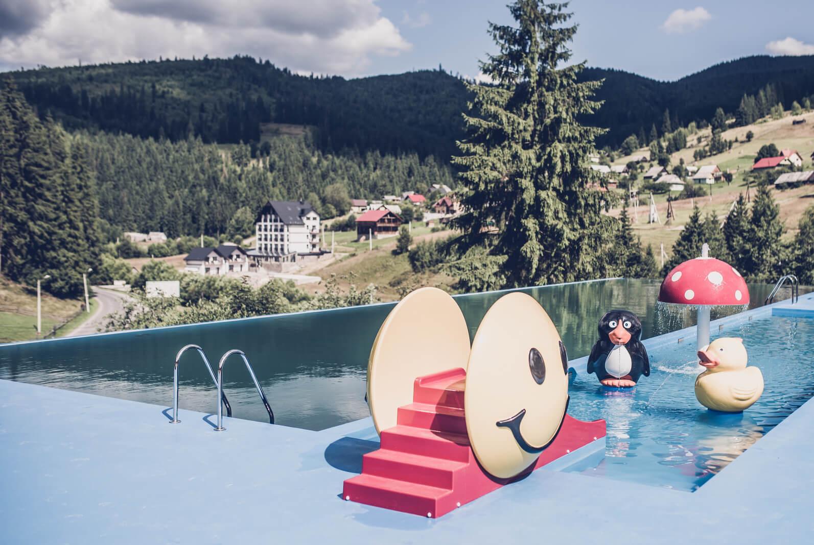 Bukovel cheap hotel