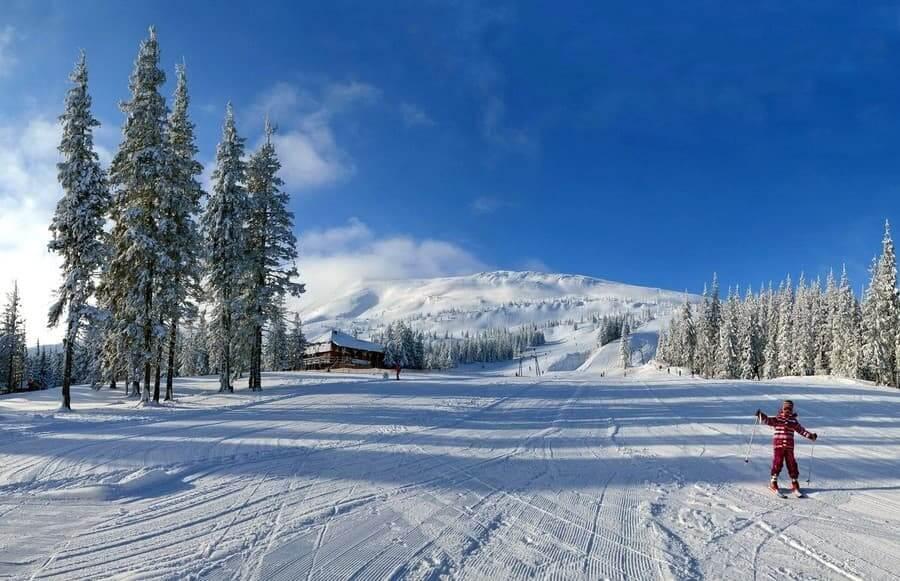 freeride skiing in ukraine