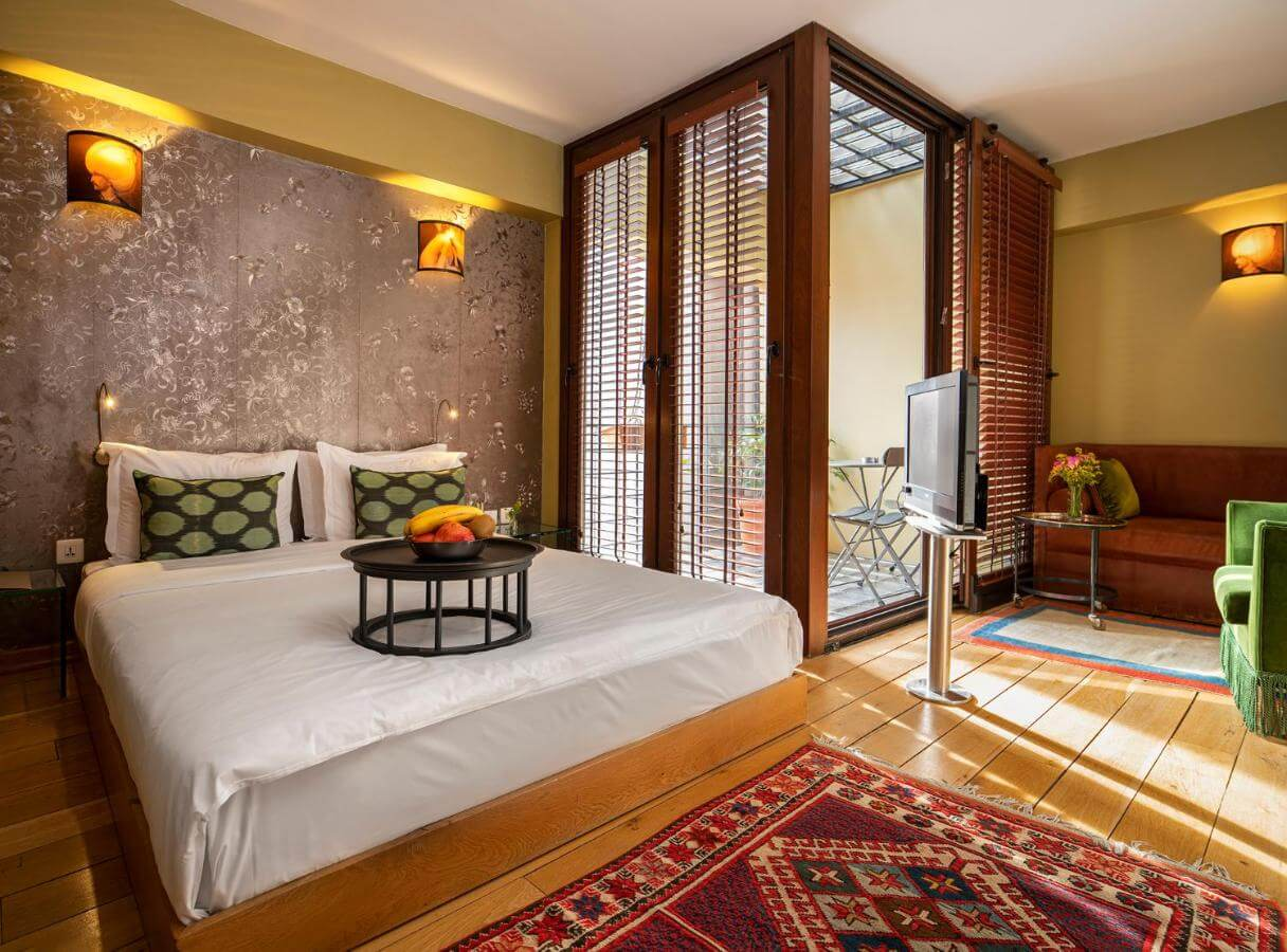 unique places to stay in Istanbul