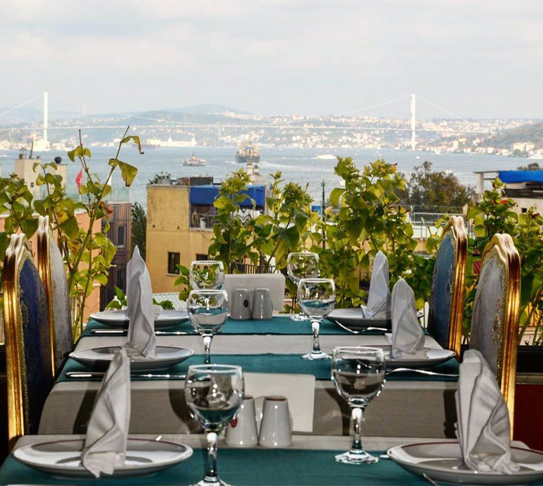best places to eat in Istanbul