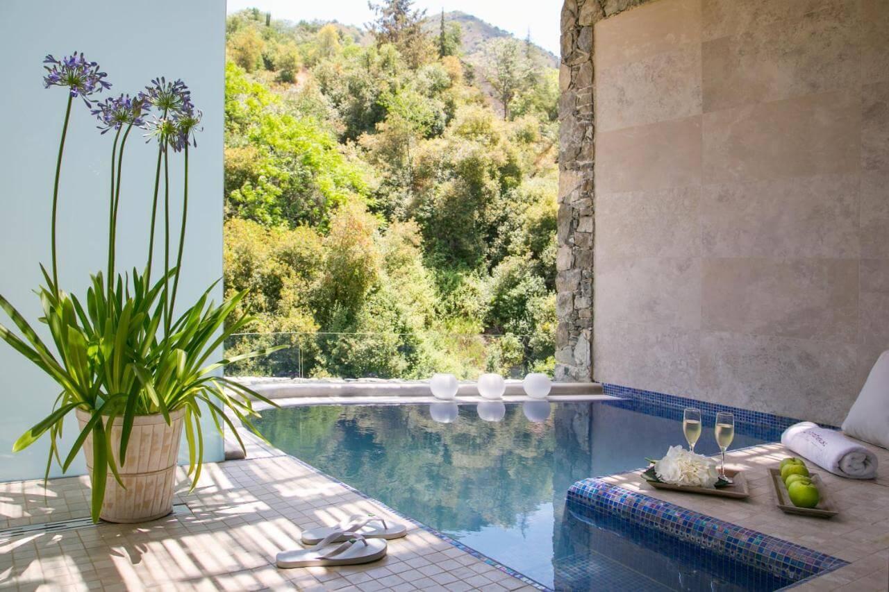 Casale Panayiotis SPA hotel Cyprus