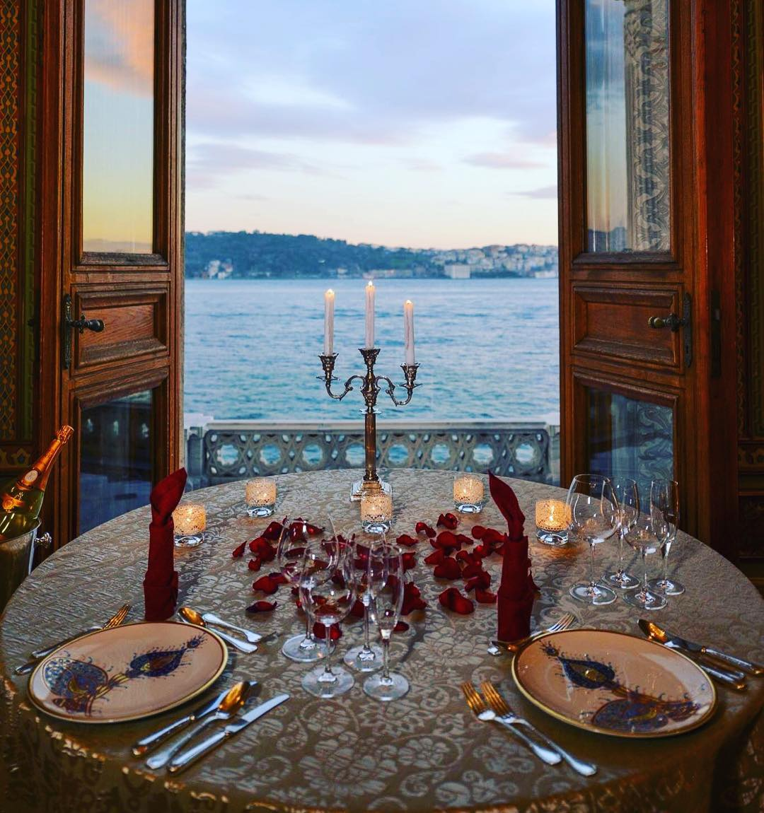 best fine dining in Istanbul